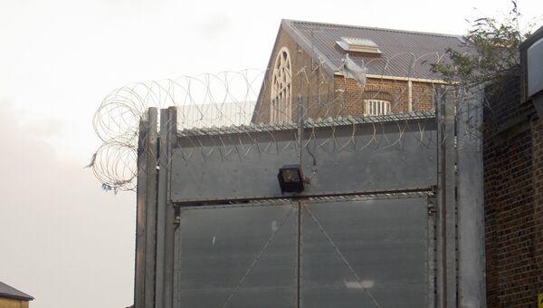 Тюрьма Pentonville в Лондоне. Построена 176 лет назад