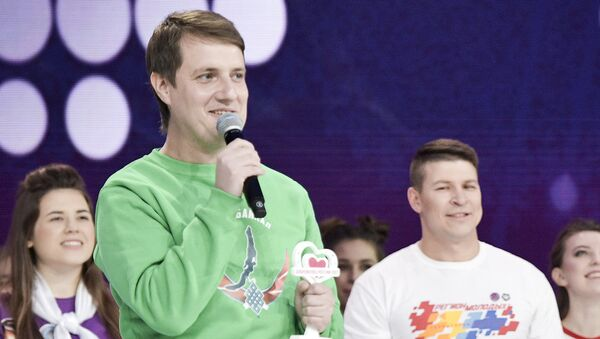 Руководитель общественного международного проекта Сохраним Байкал Максим Токарев