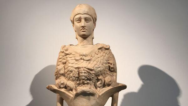 Бюст Афины. Римский период