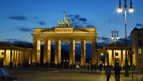 Берлин, Германия. Архивное фото.