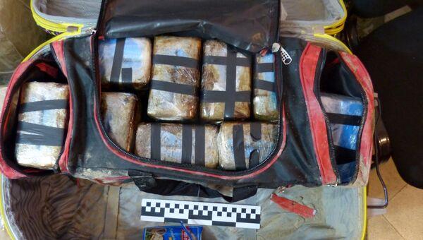 Спецслужбы России и Аргентины объявили о проведении операции по пресечению контрабанды кокаина