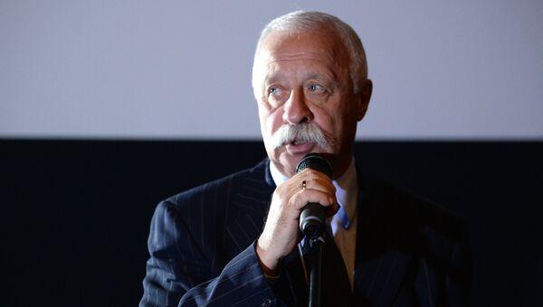 Телеведущий Леонид Якубович. Архивное фото