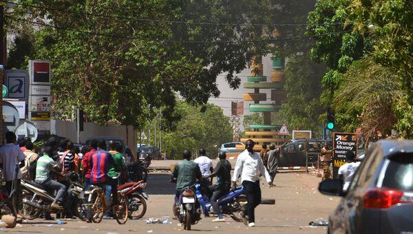 Теракт в столице Буркина-Фасо Уагадугу. 2 марта 2018
