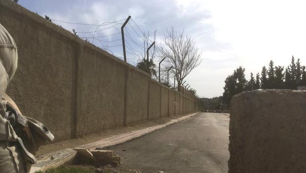 Гуманитарный коридор в Восточной Гуте