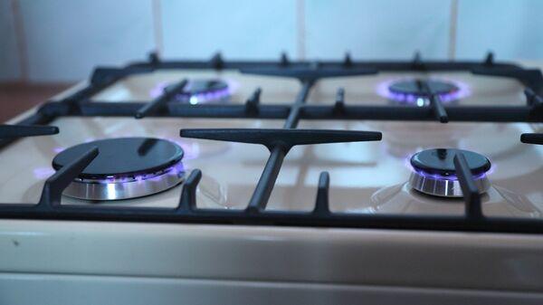 Конфорки газовой плиты