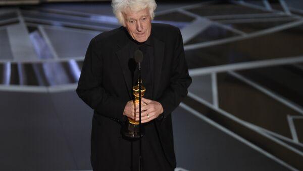 Роджер Дикенс получает Оскар. 05.03.18