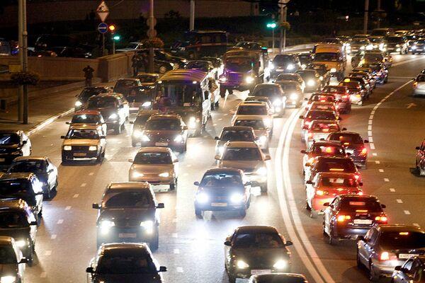 Движение на МКАД и Ярославском шоссе восстановлено