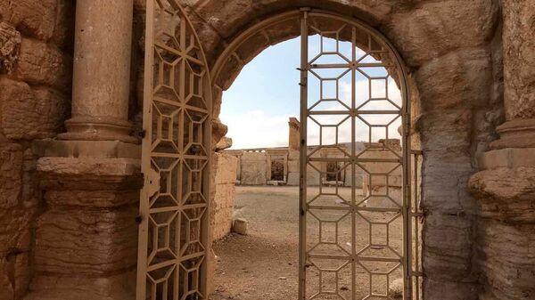 Власти Сирии восстановили инфраструктуру в Пальмире