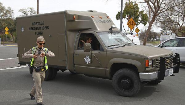 Захват заложников в доме ветеранов в Калифорнии. 9 марта 2018 года