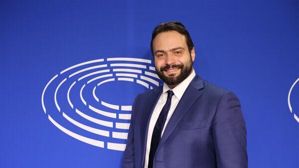 Заместитель председателя Европарламента Фабио Массимо Касталдо