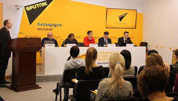 Участники образовательного проекта SputnikPro в Беларуси. 13 марта 2018