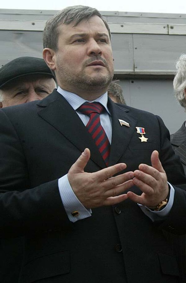 Руслан Ямадаев. Архив