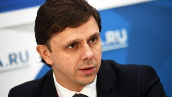 Андрей Клычков. Архивное фото