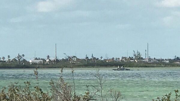 Cамолет ВМС США разбился около военно-морской станции Ки-Уэст у побережья Флорида-Кис. 14 марта 2018