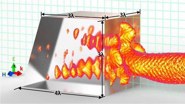 Фотонный крюк, созданный физиками из России, США и Израиля