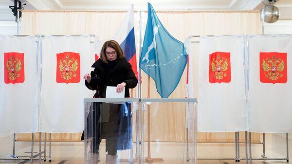 Выборы в регионах России