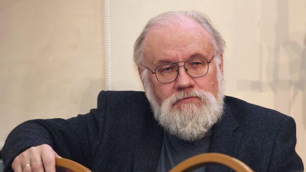 Посол по особым поручениям МИД России Владимир Чуров