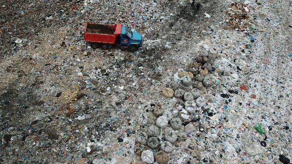 Полигон твердых бытовых отходов Ядрово