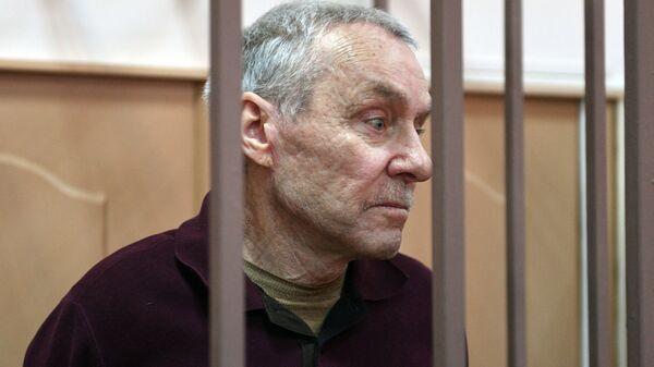 Отец полковника МВД Дмитрия Захарченко  Виктор