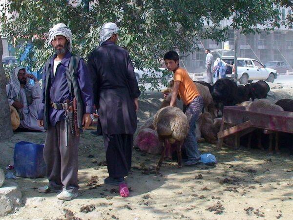 Жители Кабула  в день инаугурации президента получат выходной