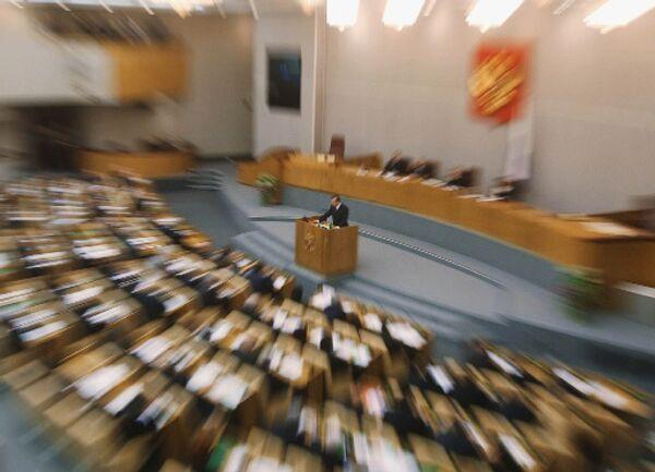 Госдума утвердит новый порядок назначения главы Конституционного суда
