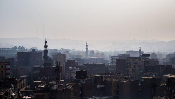 Каир, Египет. Архивное фото.