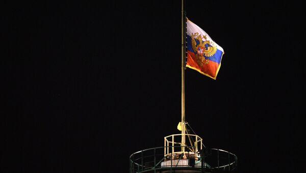 День траура по погибшим в Кемерово