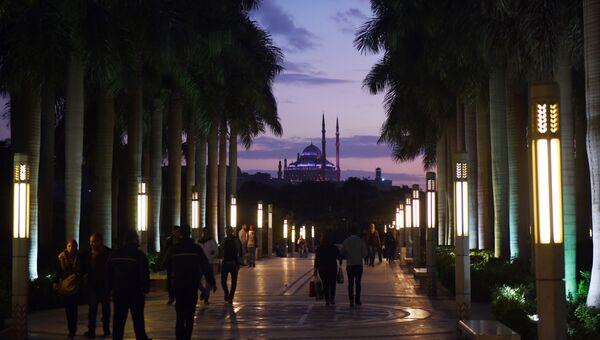 Мечеть Мухаммеда Али в Каире. Архивное фото