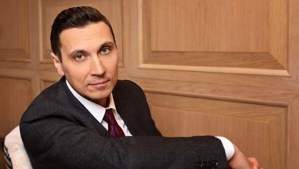 Старший вице-президент, руководитель департамента автобизнеса банка ВТБ Алексей Токарев