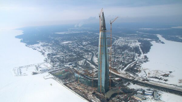 Лахта Центр