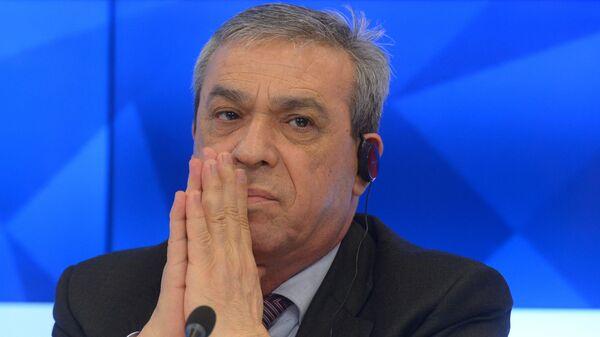 Чрезвычайный и Полномочный посол государства Палестина в РФ Абдельхафиз Нофаль