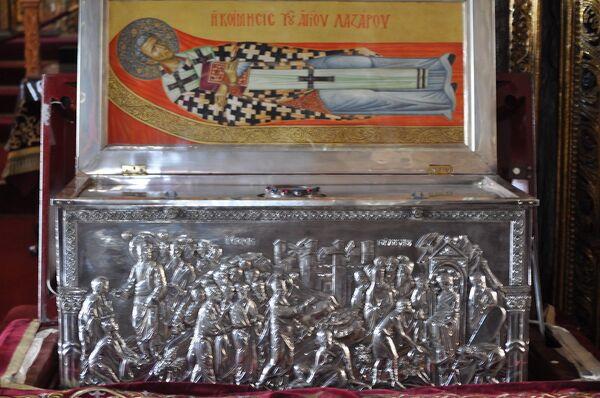 Гробница святого Лазаря Четверодневного в Ларнаке