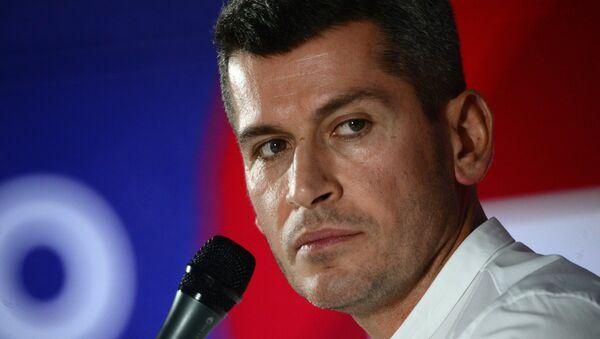 Руководитель группы Сумма, предприниматель Зиявудин Магомедов. архивное фото