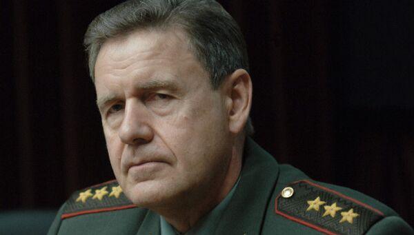 Генерал-полковник Василий Смирнов