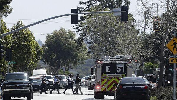 Стрельба в штаб-квартире YouTube в Калифорнии