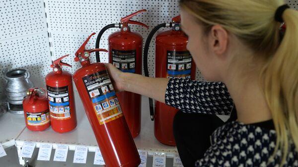 Продажа пожарного оборудования