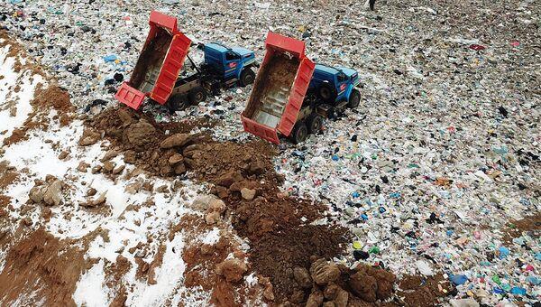 Завод по переработке отходов в Волоколамске планируют создать за полгода. Архивное фото