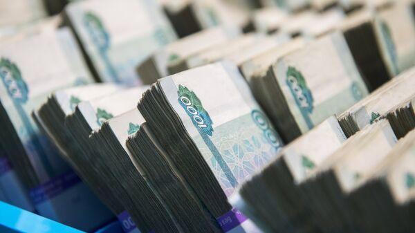 Российские деньги. Архивное фото