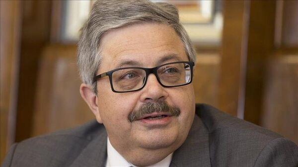 Посол РФ в Анкаре Алексей Ерхов. Архивное фото