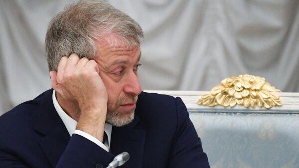 Предприниматель Роман Абрамович