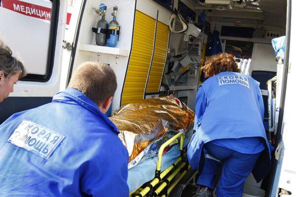 Аварийно-спасательные учения