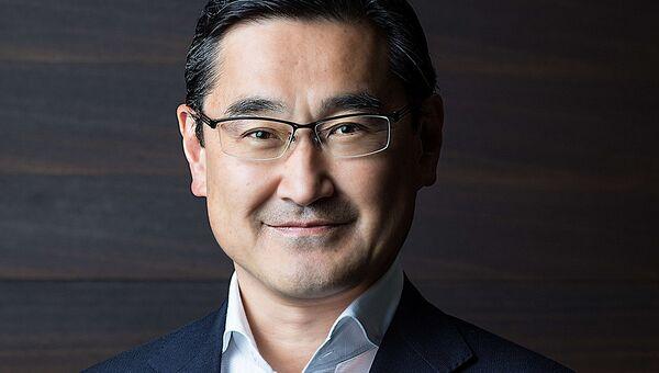 Вице-президент по развитию сети отелей Hyatt International в Европе, Азии и на Ближнем Востоке Такуя Аояма. Архивное фото