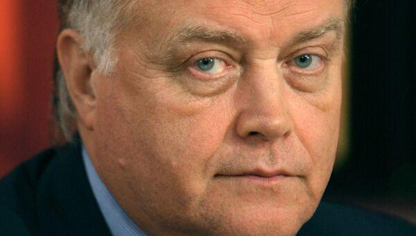 Президент ОАО Российские железные дороги (РЖД) Владимир Якунин