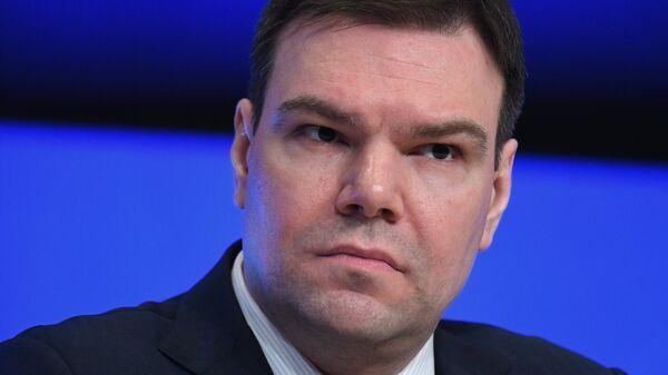Председатель комитета Государственной Думы РФ по информационной политике Леонид Левин
