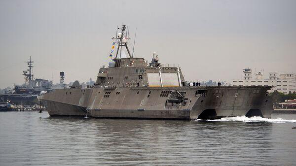 Прибрежное боевое судно ВМФ США Independence