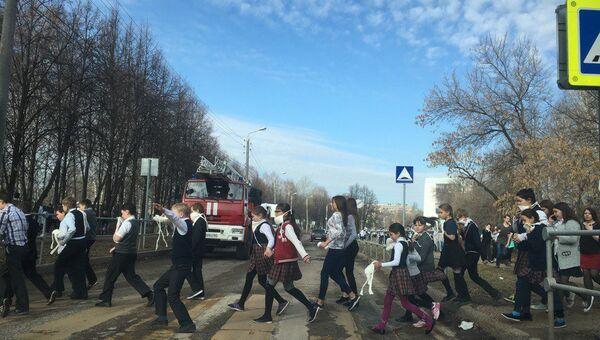 Нападение на школу №1 в Стерлитамаке. 18 апреля 2018