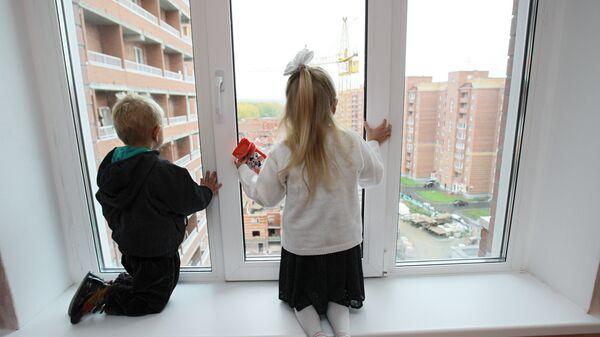 Заселение семьи в новую квартиру в Новосибирске