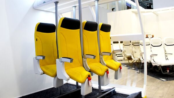 Кресла  Skydiver 2.0 компании Aviointeriors