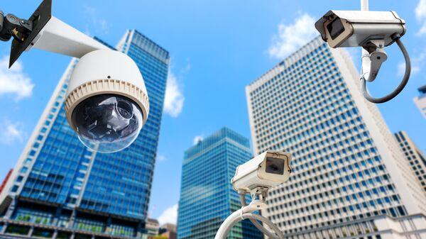 Видеонаблюдение в городе