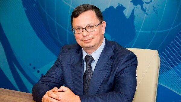 Ректор Дальневосточного федерального университета Никита Анисимов